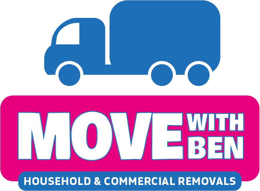 Newcastle Removalist - Move With Ben - Logo